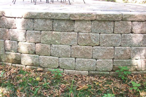 Stone Patio Delivery