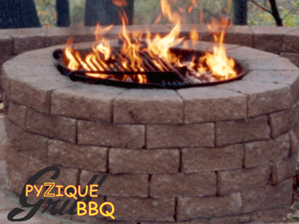 bbq fire Decorative Gravel Independence