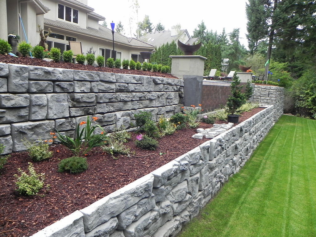 It Is Easy To Design And Install Decorative Garden Walls Throughout Your  Landscaping Project. Let Us Help Your Residential And Commercial  Environment Come ...