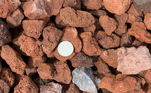 decorative rock, gravel, landscaping