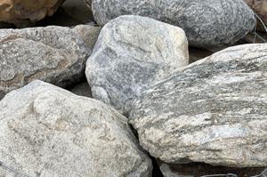 natural stone, boulders, landscaping