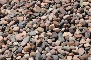 eau claire, decorative rock, landscaping